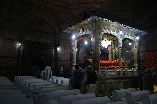 tomb of Shah Rukn-e-Alam