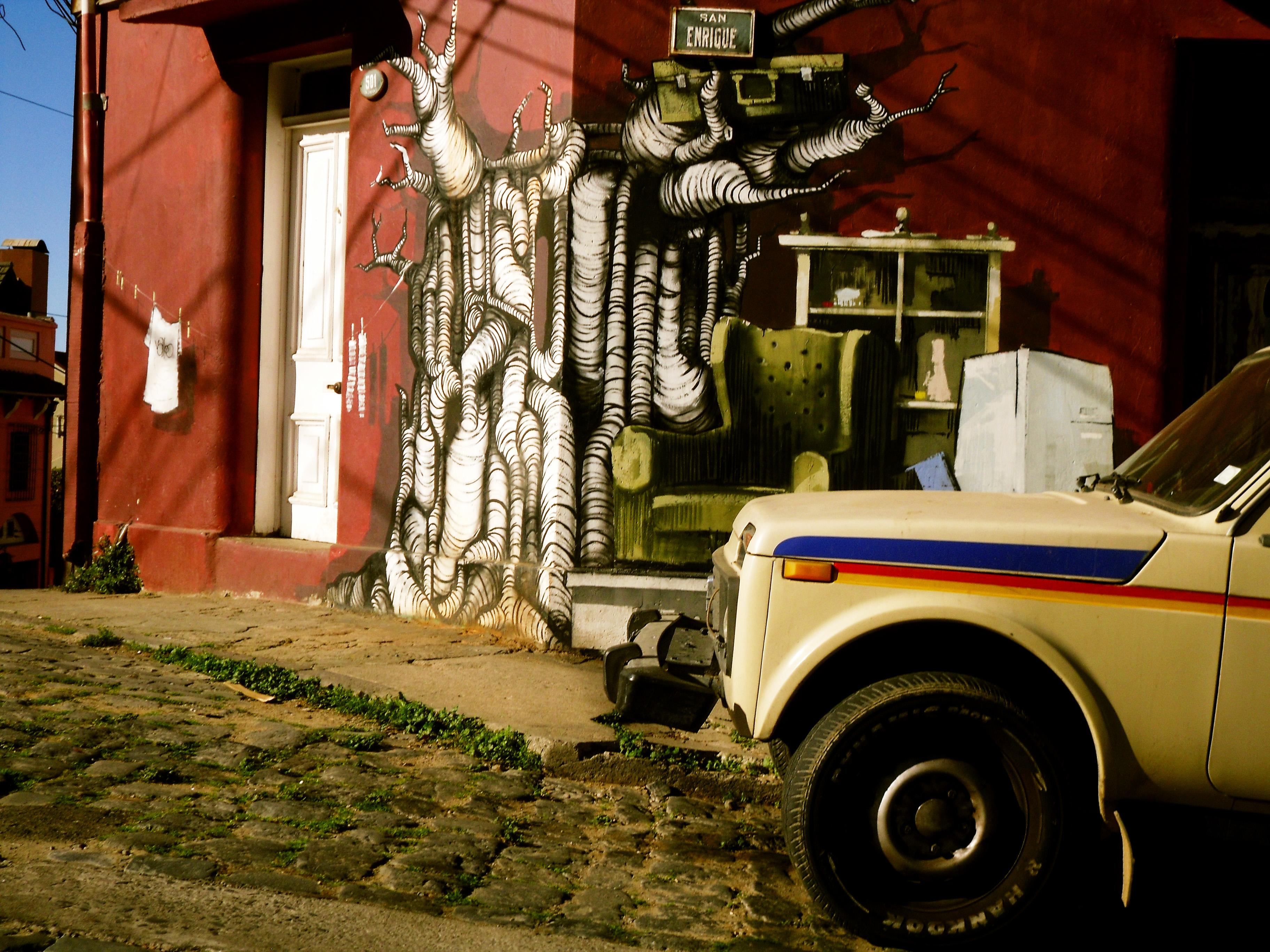 Valparaíso 4x4 retouche
