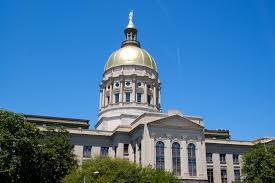 """Georgia State Capitol Building """"Georgia State Capitol."""" Retrieved from https://en.wikipedia.org/wiki/Georgia_State_Capitol."""