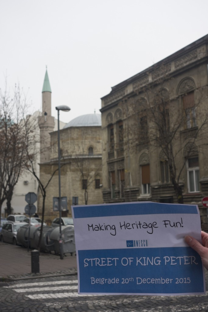 #makeheritagefun Belgrade