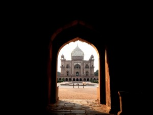 Tomb of Safdarjung – 'the last flicker in the lamp of Mughal architecture'