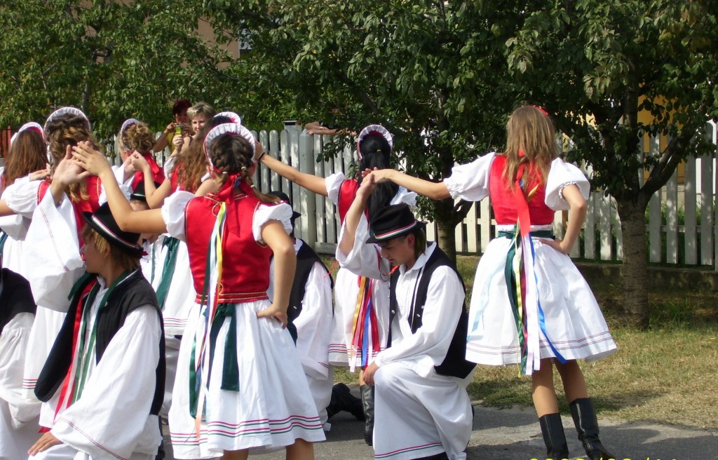 The dance of the Csősz