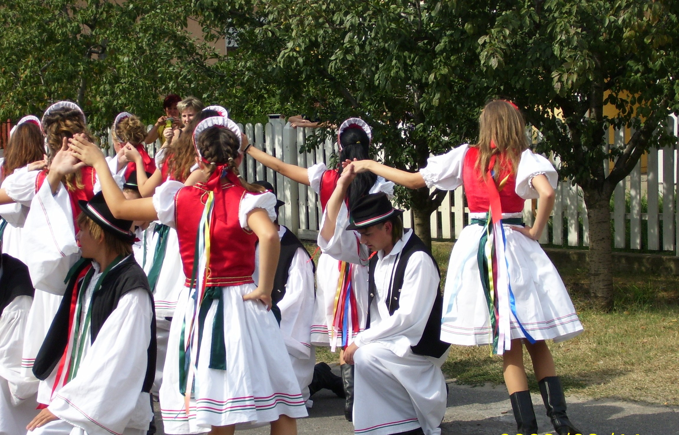 The dance of the Csősz