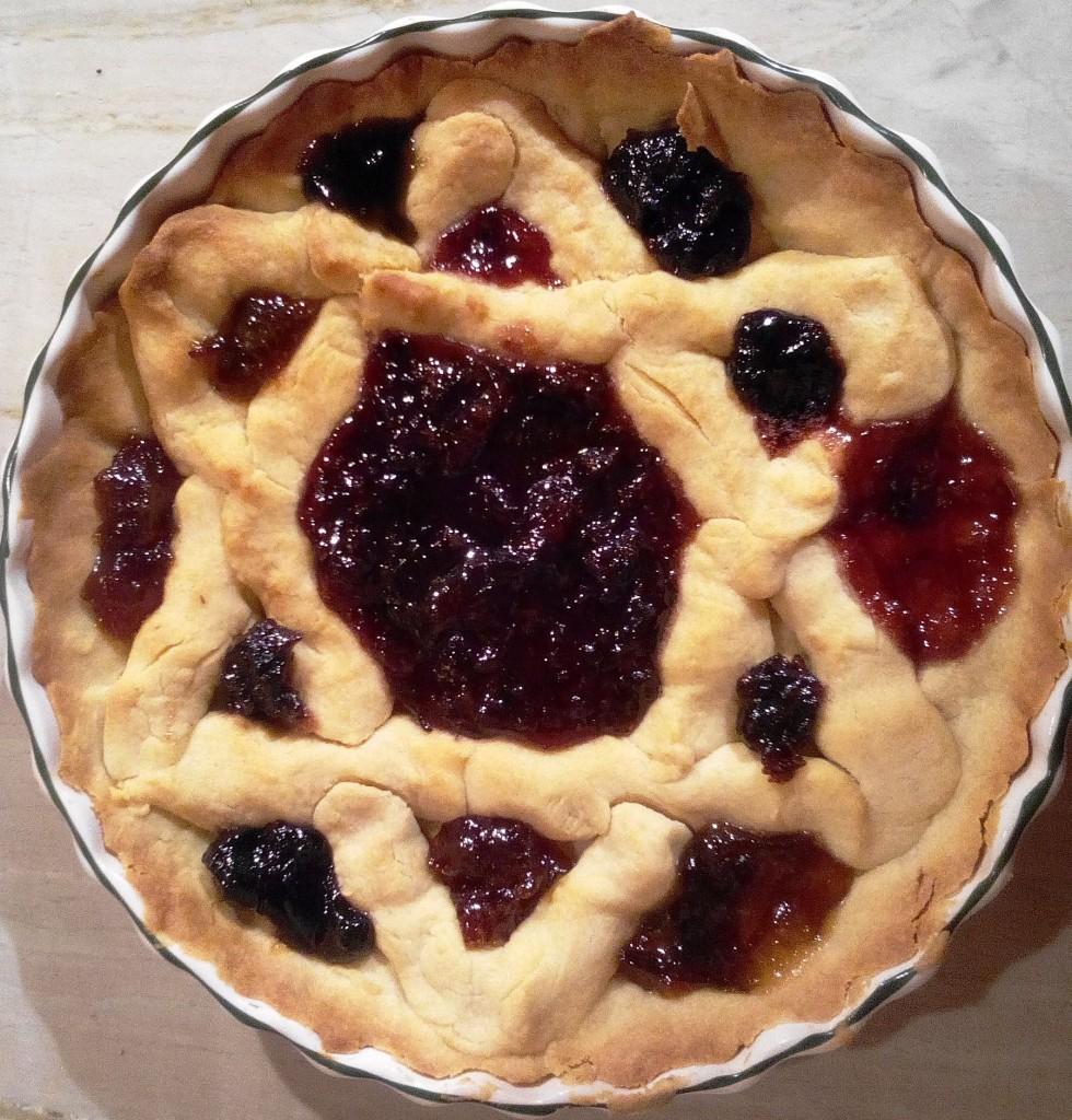 Epiphany tart