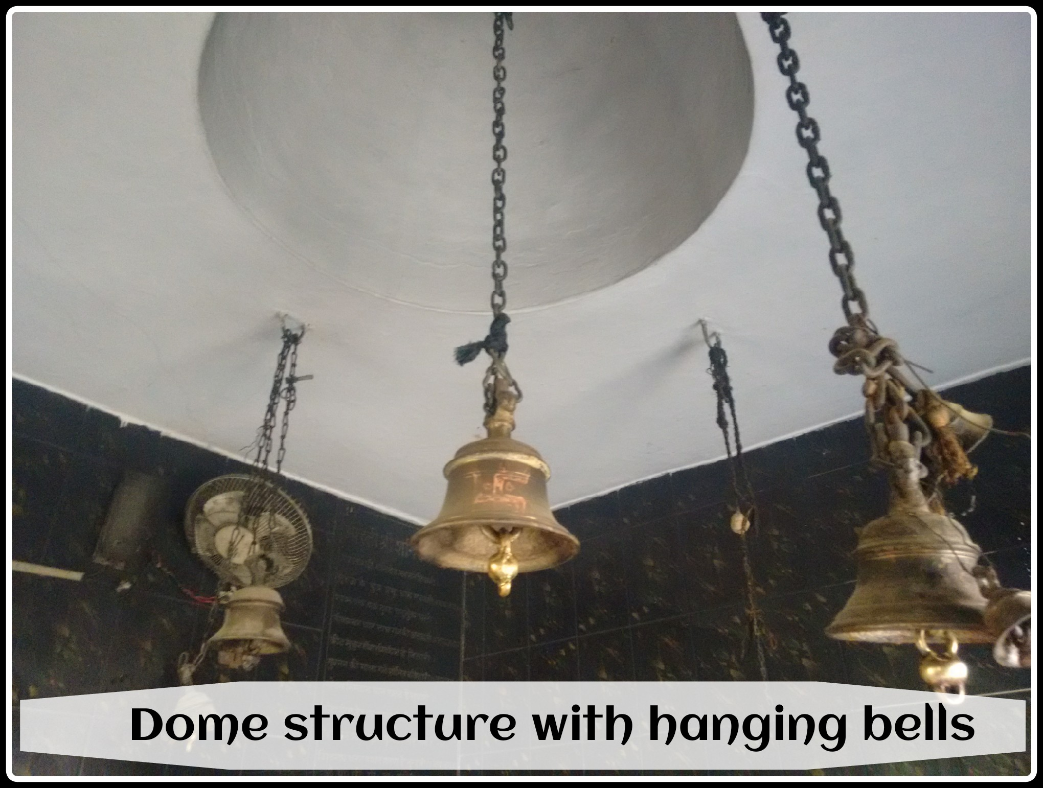 The hanging bells