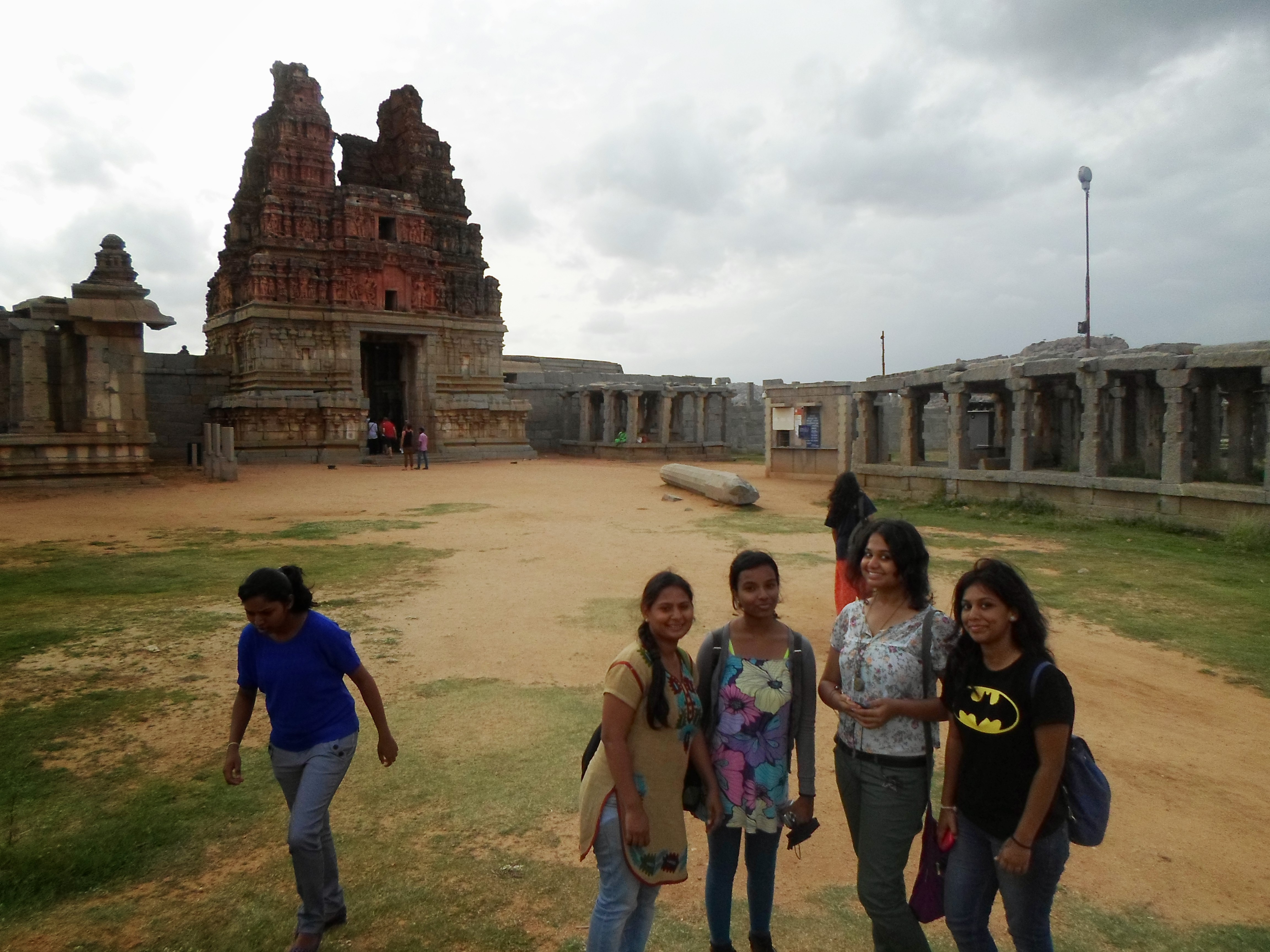 Entrance -gopuram