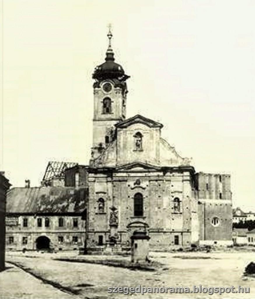 St. Demetrius Church in 1913