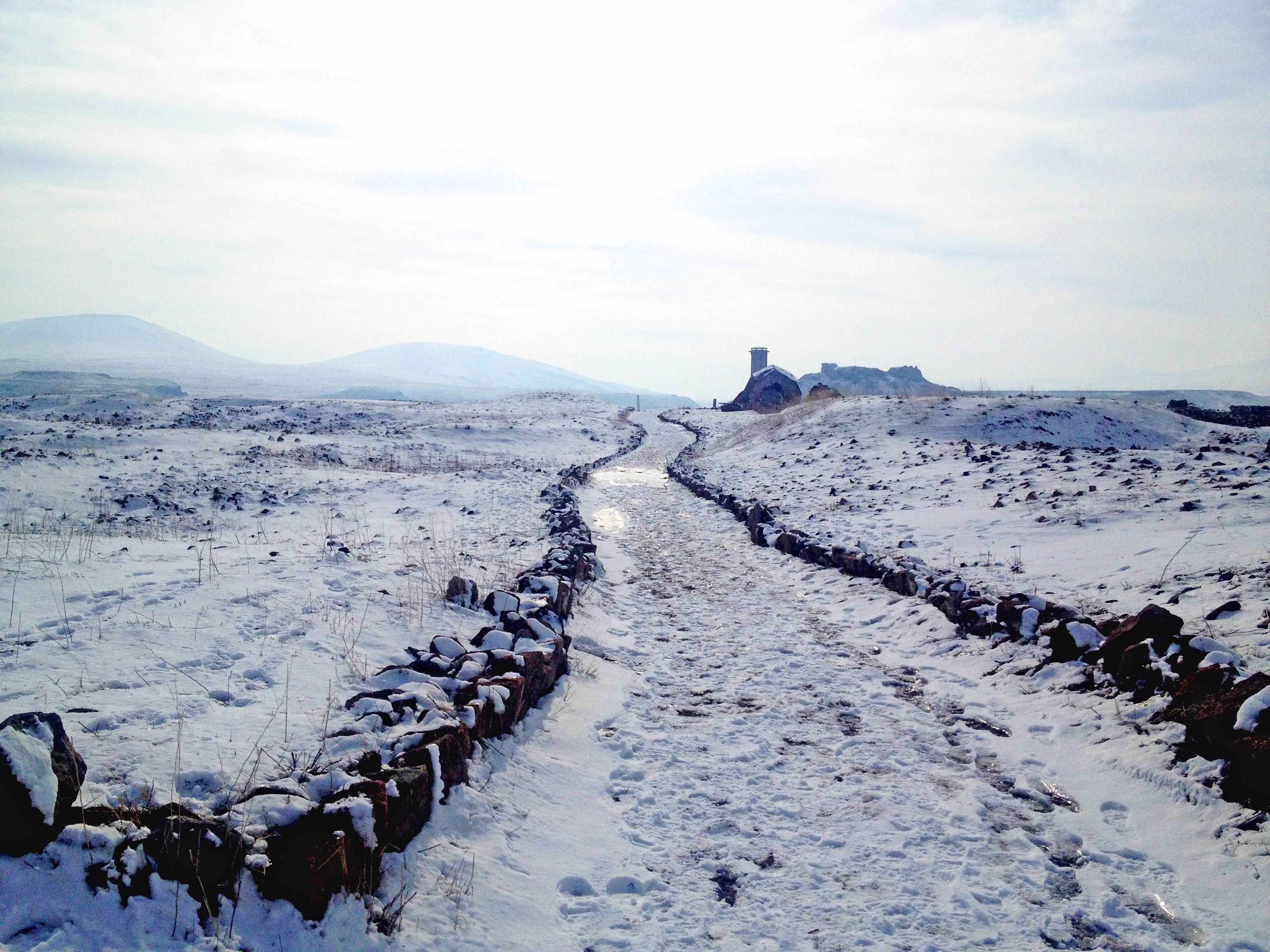 Paths of Ani