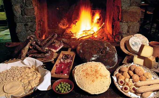 Some typical Sardinian products (photo source blog sardegna-in-rete. leviedellasardegna.eu)