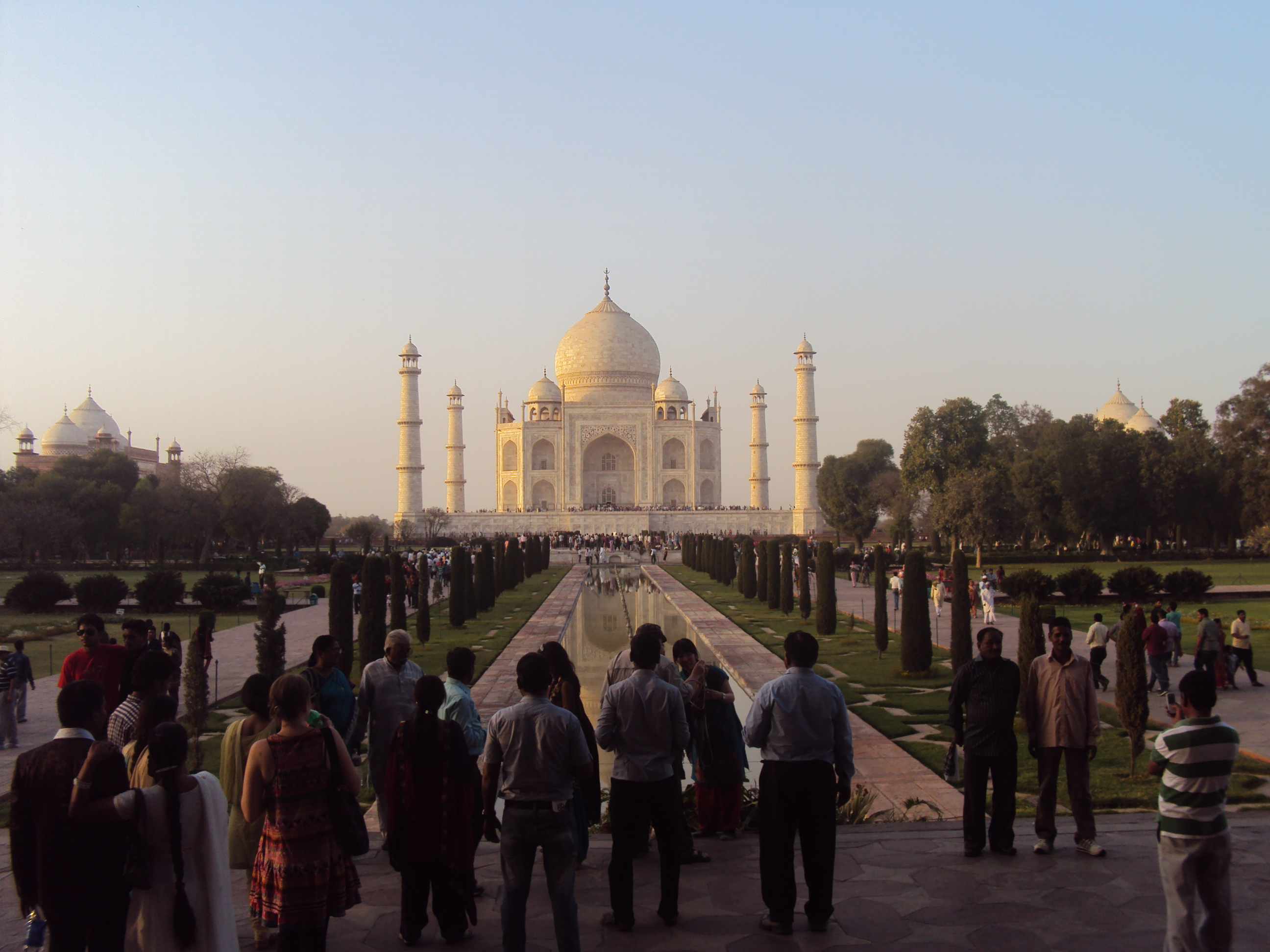 For the Beloved Taj Mahal - India By Aakriti Suresh