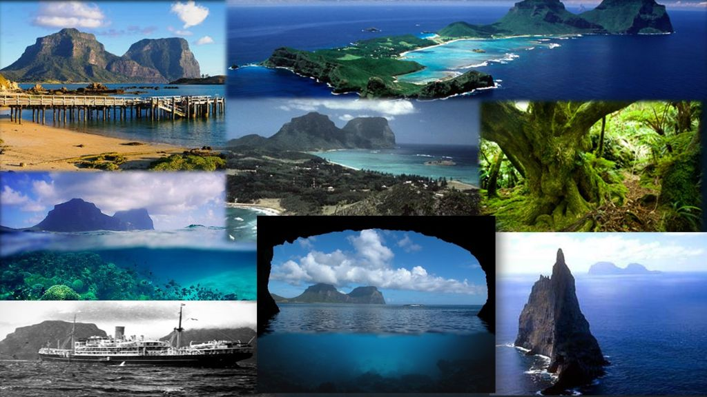 Lord Howe Islands Group