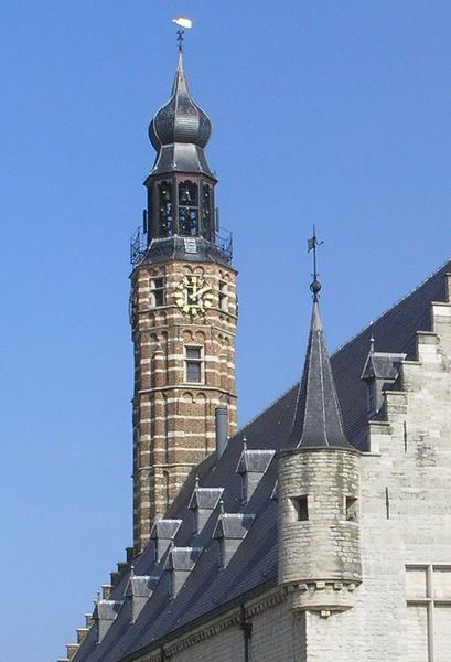Belfry of Herentals