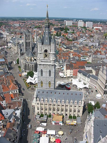 Belfry of Gent