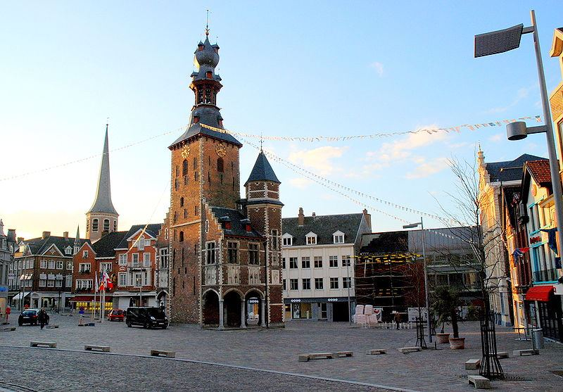 Belfry of Tielt