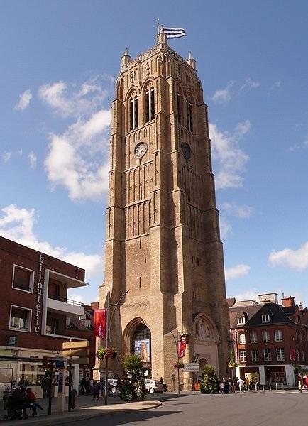 http://commons.wikimedia.org/wiki/File:Dunkerque_Belfort.JPG
