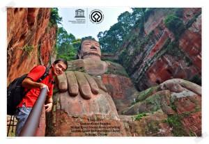 Mount Emei Scenic Area, including Leshan Giant Buddha Scenic Area