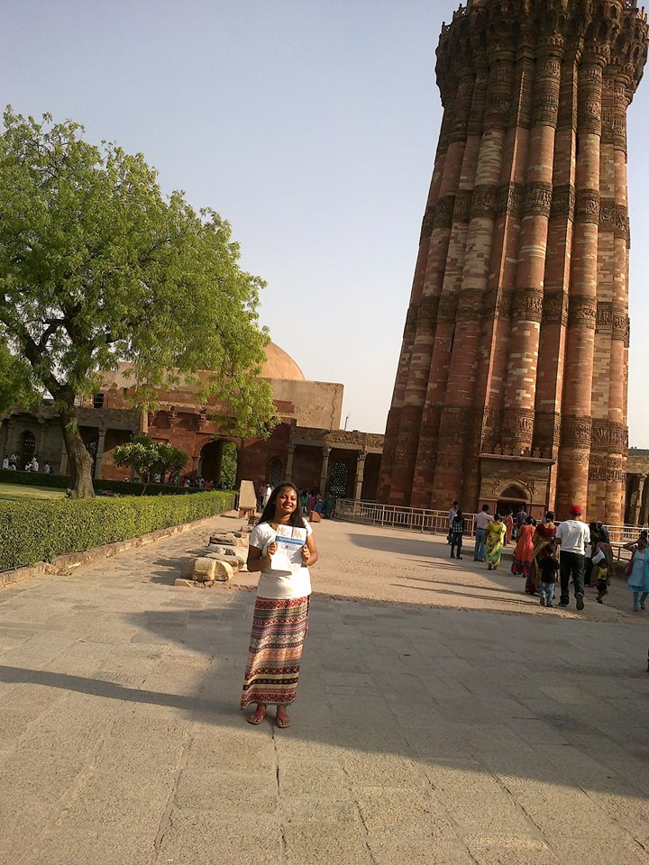 Qutub Minar, the tallest stone tower in India was conceived by Qutubud-Din-Aibak as a tower of victory attached to Quwwat- ul-Islam Mosque. Qutubud-Din completed the first storey while the second, third and fourth were completed by his successor Iltutmish . The tower has a diameter of 14.32M at the base and about 2.75M at the top with the height of 72.5M and ascended by 379 steps. As a child, Qutub Minar was like a mysterious tower with powers for me . Now, all grown up I can never stop admiring the beautiful work done on the huge minar. Qutub Minar is not the only crowd puller their exists Iron Pillar which has aremarkable property i.e lack of corrosion which is attributable to the combination of several factors, among them the high corrosion-resistance of wrought iron, the climatic conditions in Delhi, and the likelihood that it was frequently anointed with ghee (melted butter), Sandersons Sundial , lanterns etc. It was amazing to see that everything was still the same as I had visited the place after so many years . Thanks to the GoUnesco team to make such an amazing task where I could revisit my a part of my childhood .