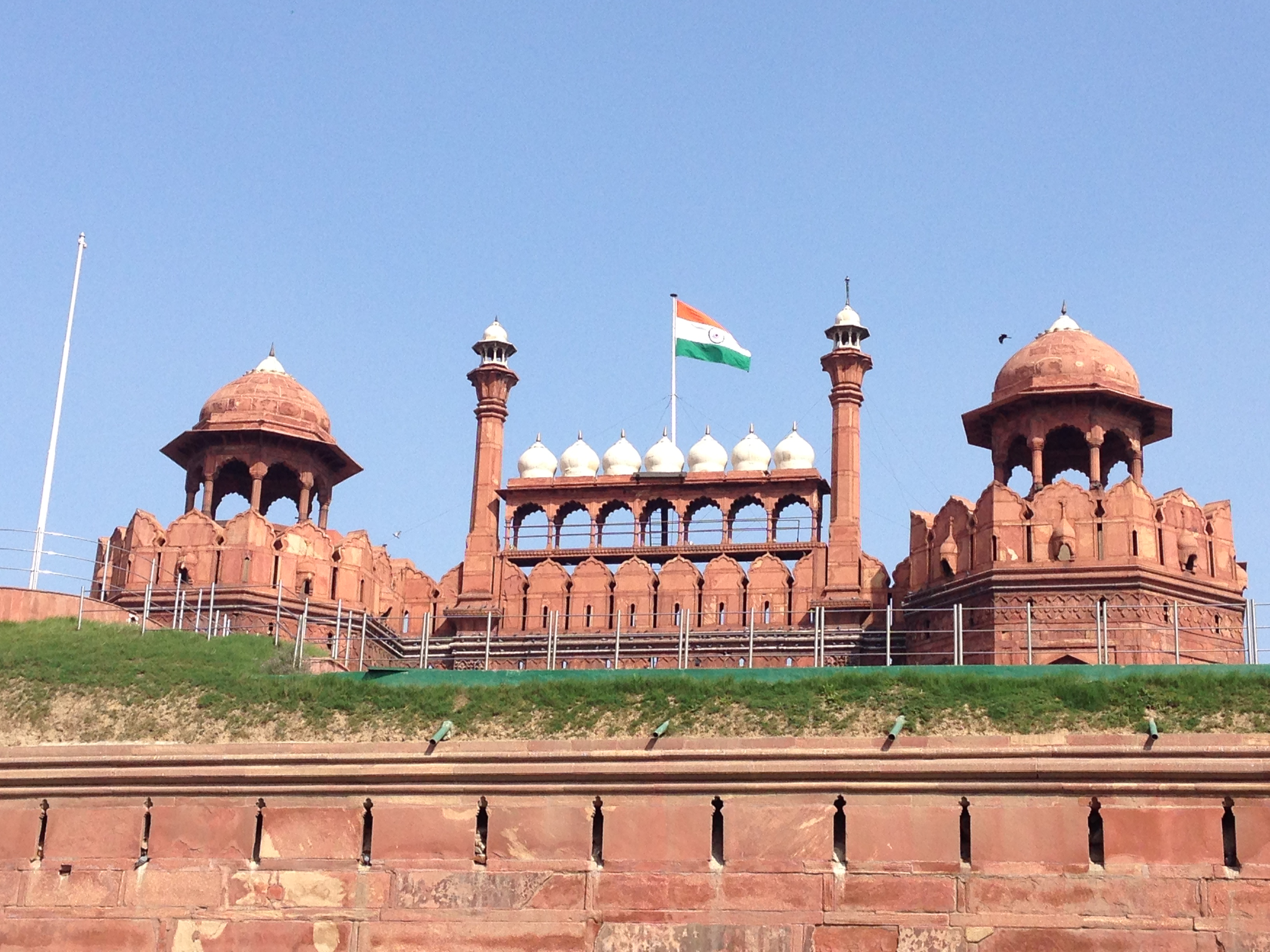 red fort delhi mandara