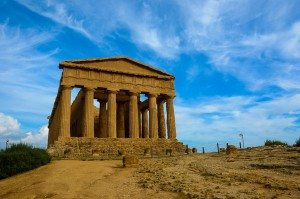 Temple of the Concordia, Agrigento