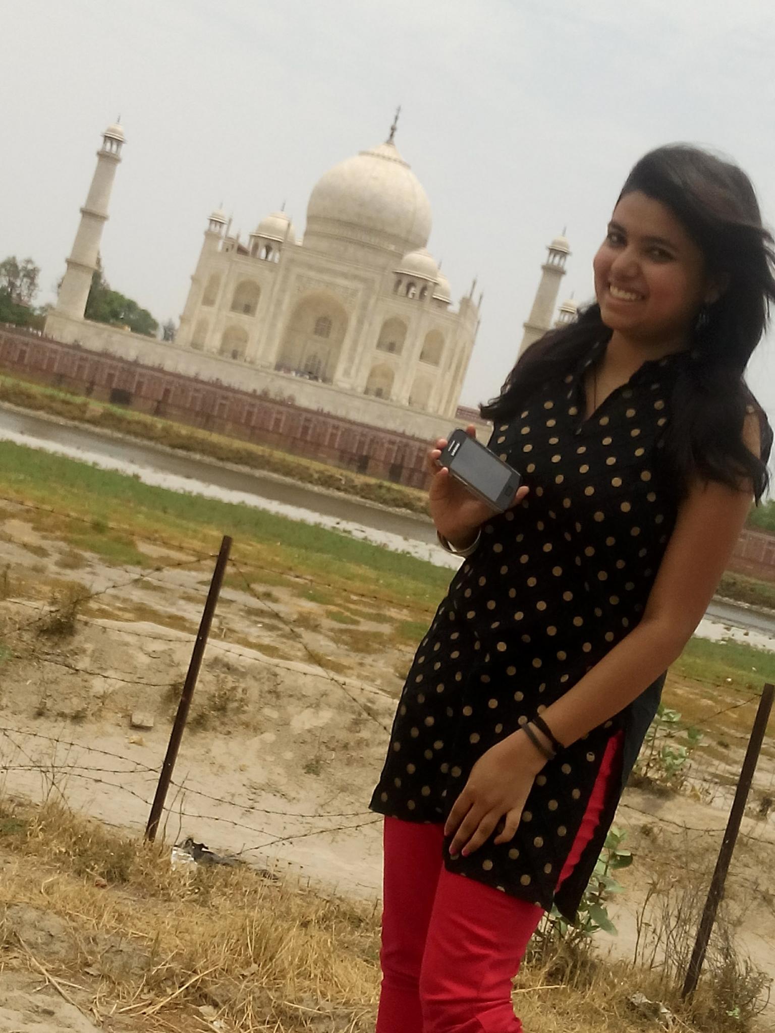 Taj Mahal Anushka