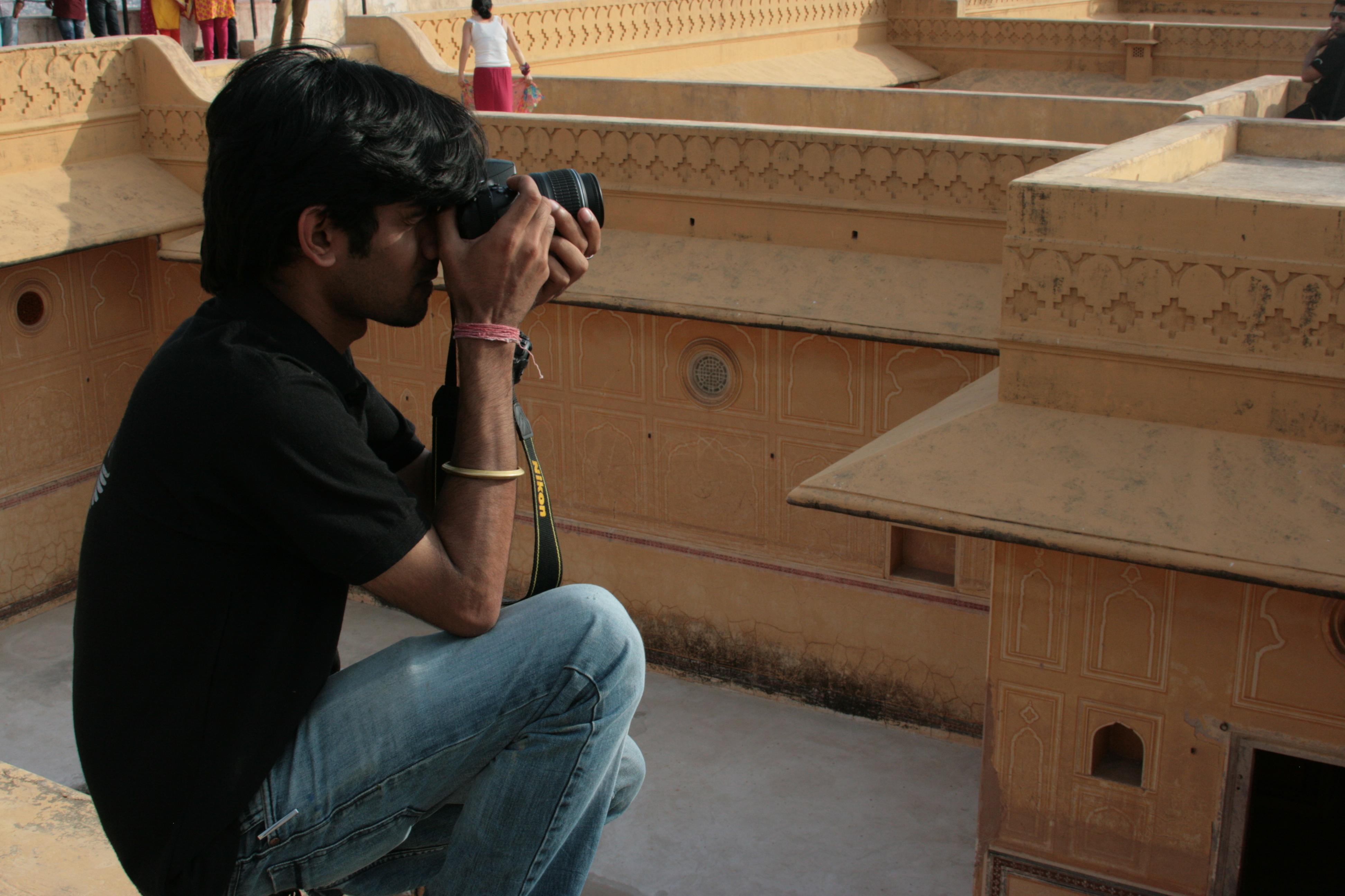 Nahargarh fort arjun bhatnagar