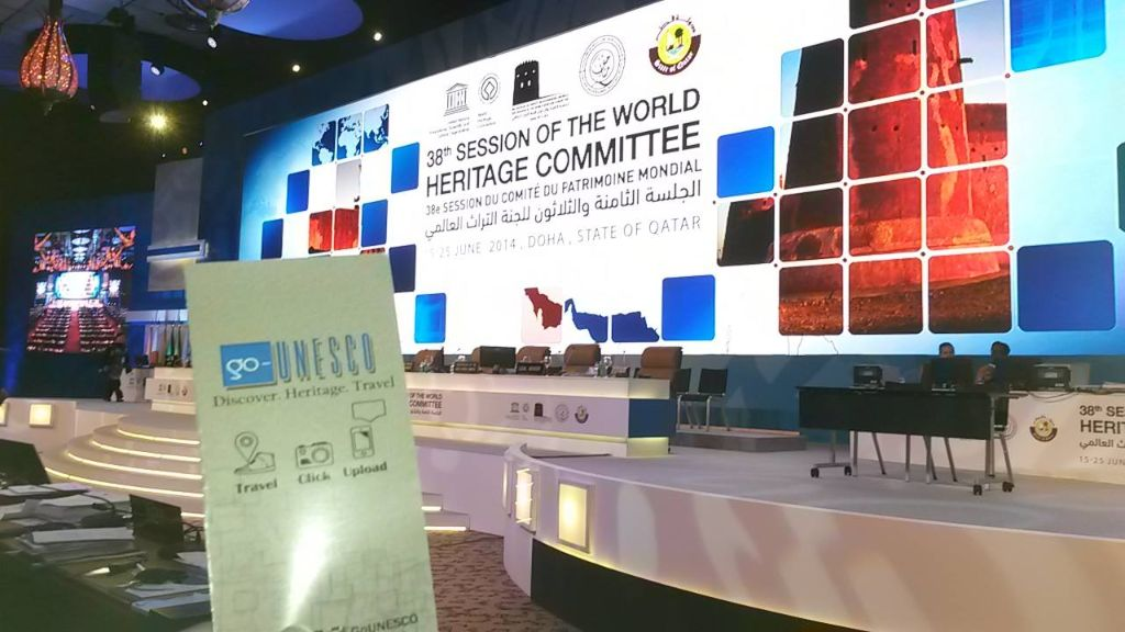 GoUNESCO at World Heritage Committee