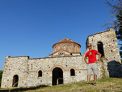 I visited this WHS in June 2014. The mountain scenery alone is wonderful. However, walking uphill through the main gate, listening to the cattle bells echoeing in the valley, enjoying the wonderful breeze as you go from one quaint church to the next is definitely an experience nobody should miss when in the Peloponnese. My favourite churches with the best frescoes were the Agia Sofia and the Byzantine Metropolis Church. The view from the fortress/castle above is very worthwhile even though the Palace is under restoration at the moment.