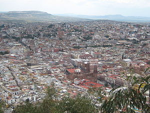 Historic Centre of Zacatecas