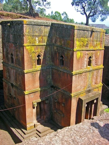 The Rock-Hewn Churches, Lalibela