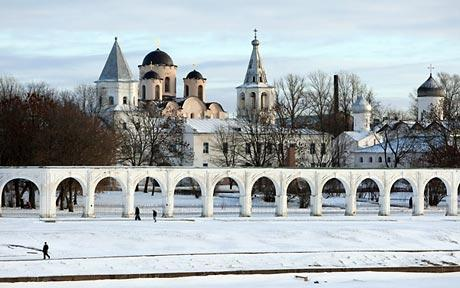 No other Russian or Ukrainian city can compete with Novgorod in the variety and age of its medieval monuments
