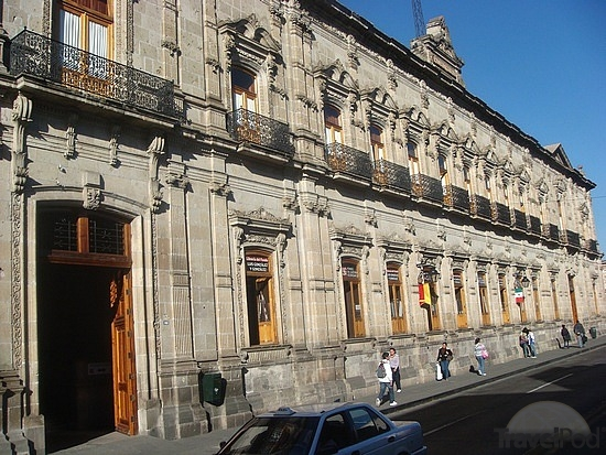 federal palace morelia