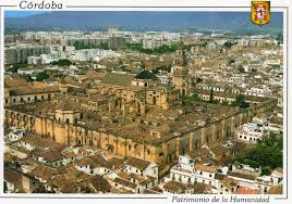 Historic centre of Córdoba- discovering a new world