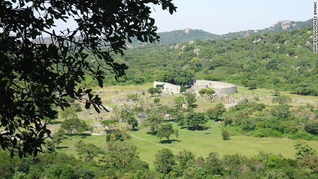 The Great Zimbabwe National Monument