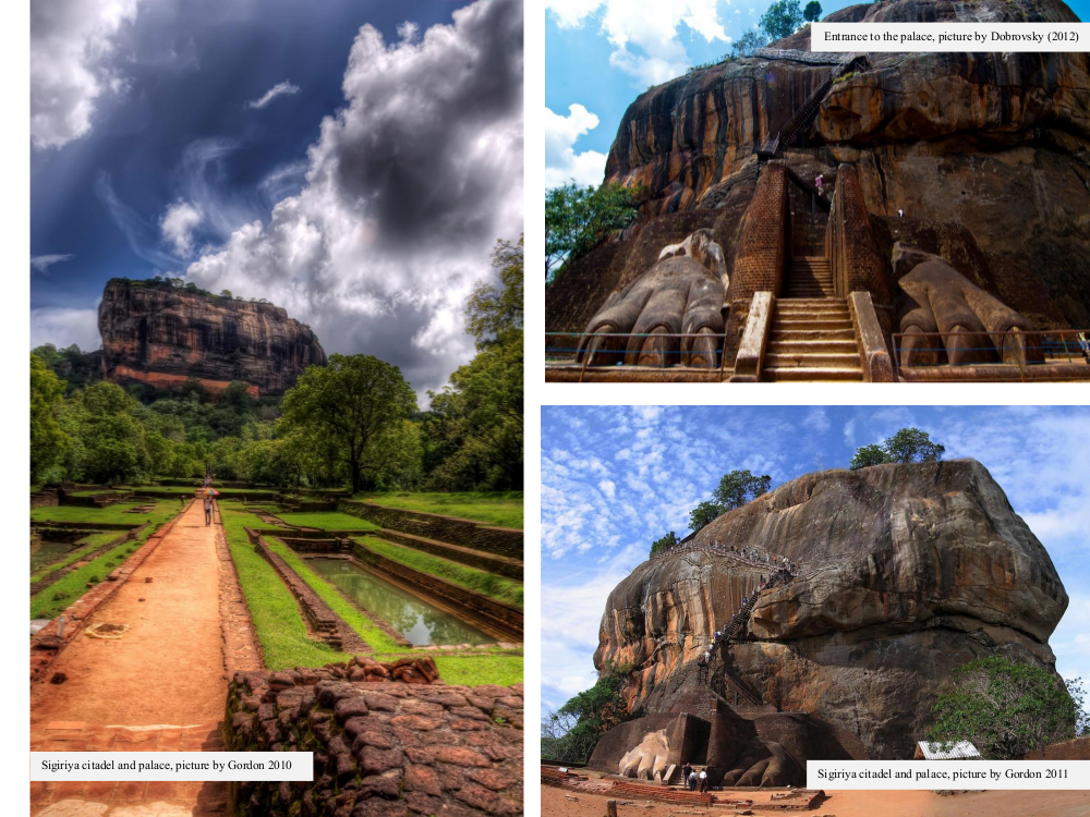 sigiriya photos