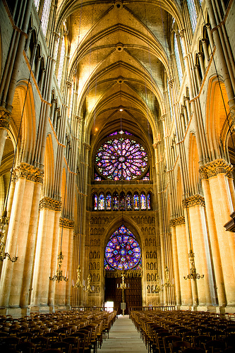 Cathedral of Notre-Dame, Former Abbey of Saint-Rémi and Palace of Tau, Reims