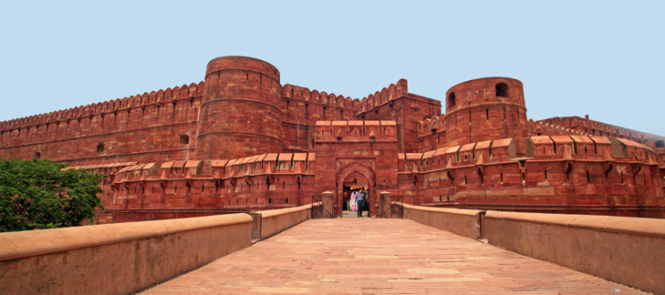 agra fort pic