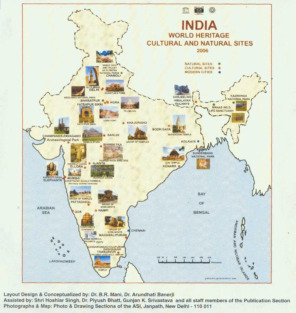 Heritage Site in India