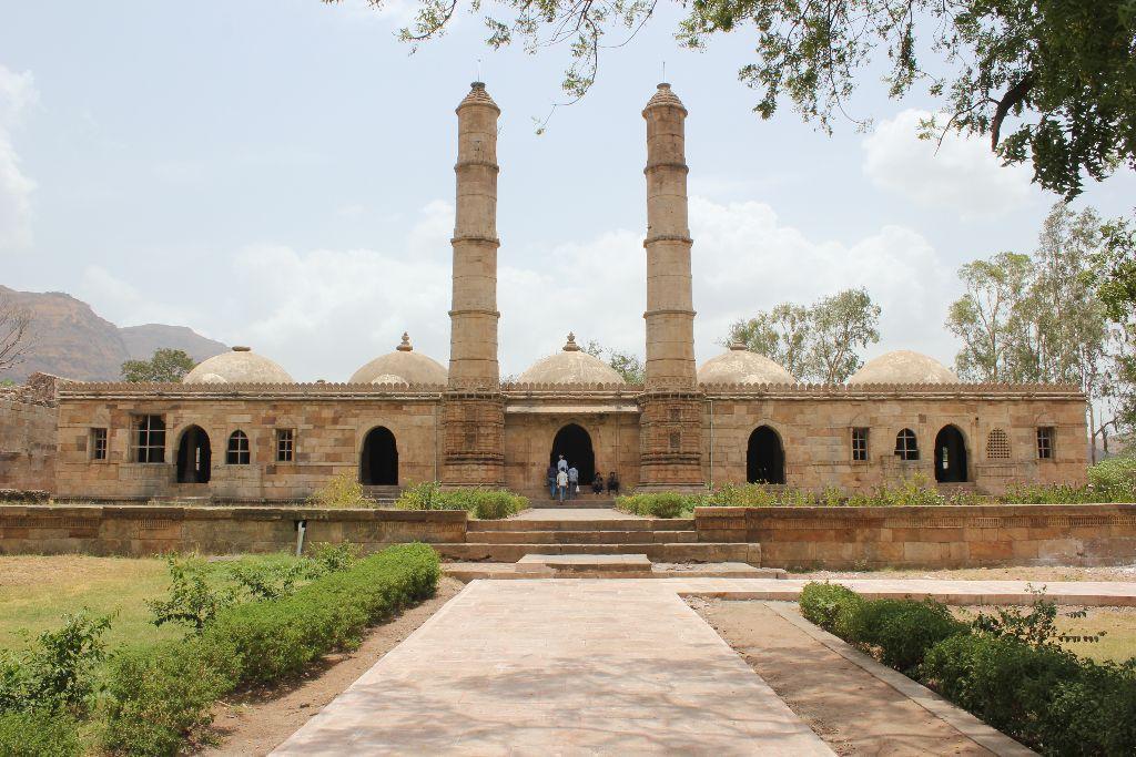 Chaampaner-Pavagadh