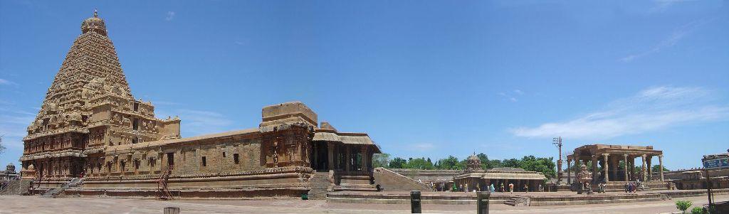 Brihadeeswara Temple Thanjavur