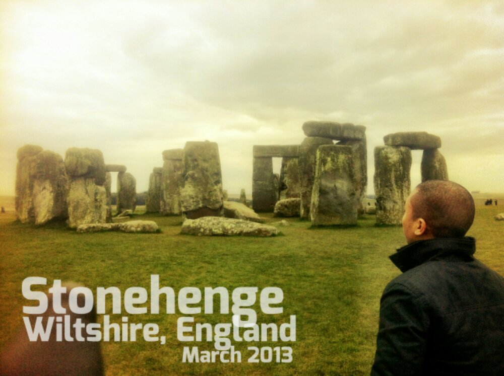 Stonehenge is a very ancient and well known place.   http://stephenlabit.com/2013/06/08/stonehenge-travel/