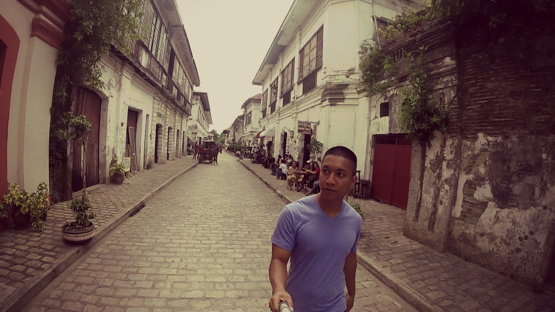 Very historic place rich with stories.   http://stephenlabit.com/2014/07/17/snapshots-from-vigan/