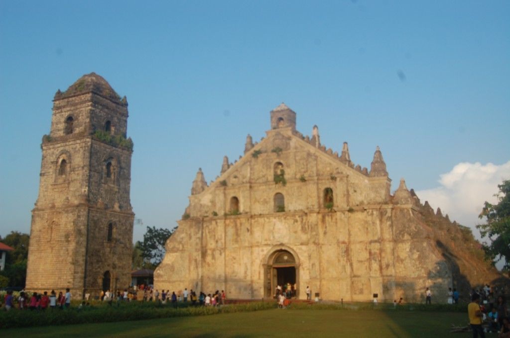 Baroque Churches of the Philippines: Paoay