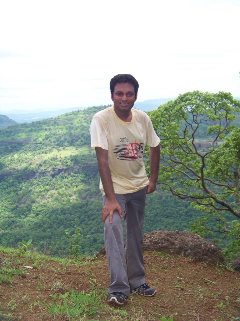 Trekking to rajmachi
