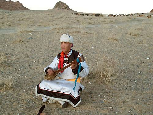 The Mongolian Tuuli