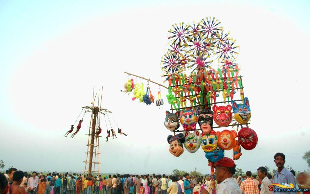Charak Puja