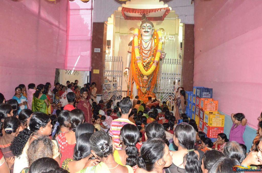 Bhairab Puja