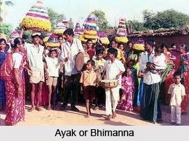 3 Ayak or Bhimanna
