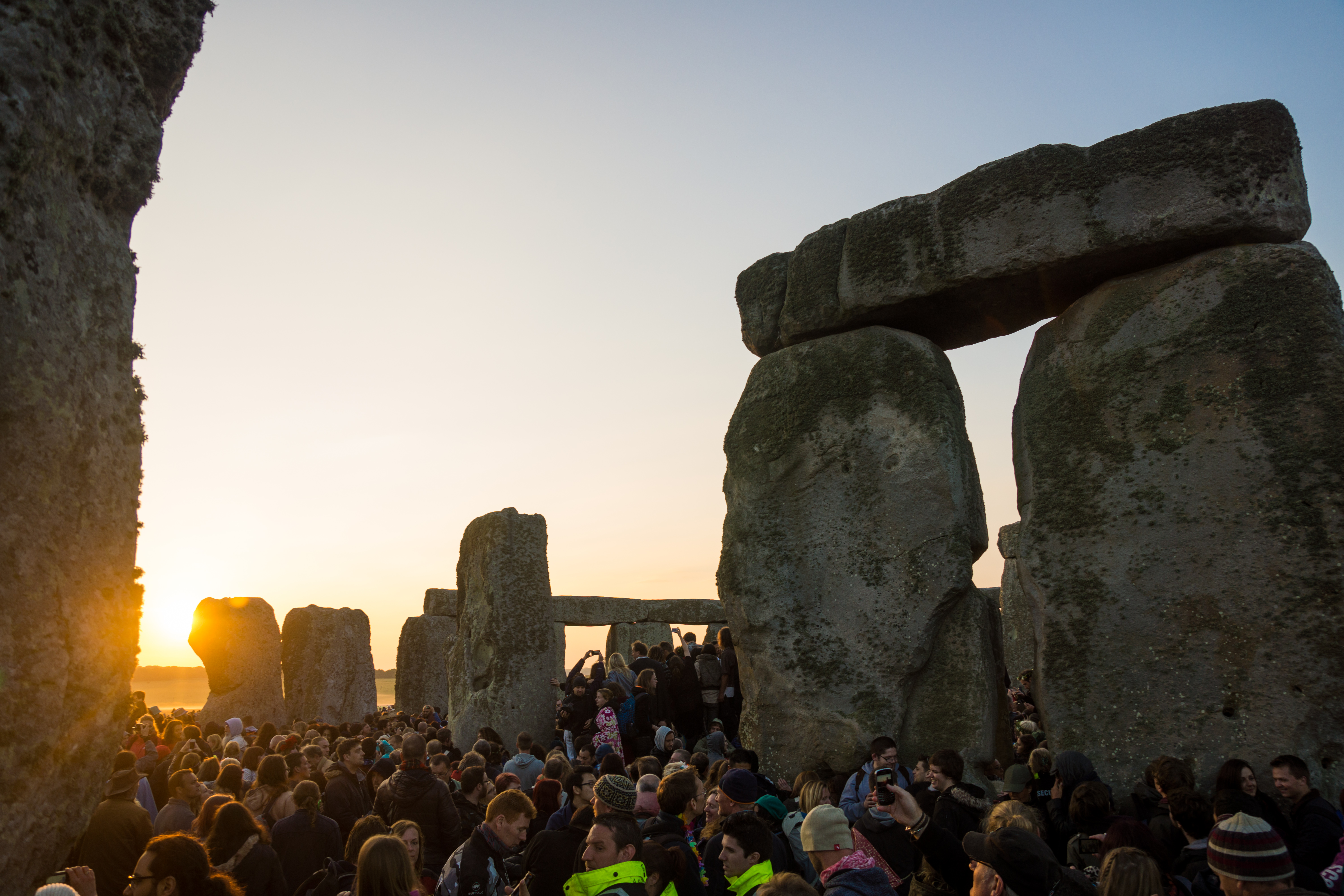 I will write an article about this place a little bit later, but going to Stonehenge during the solstice is seriously the only time you should go...the experience i had there was absolutely amazing!