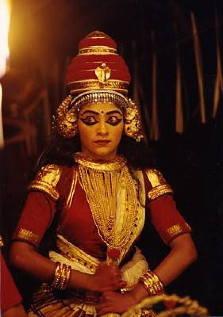 Kutiyattam, Sanskrit theatre, India