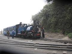 Darjeeling train